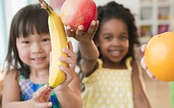 We know how important nutrition is to a child's growth and development.