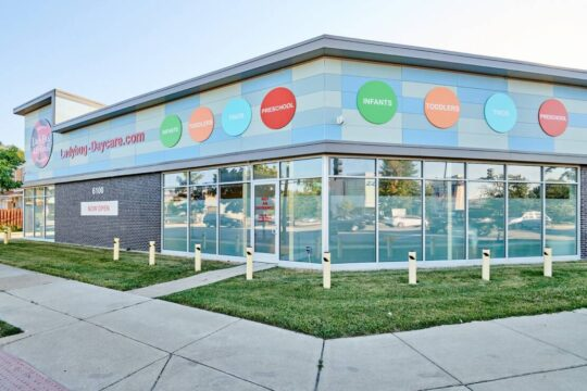 Lincoln & Jersey Location Now Open at Ladybug Daycare and preschool in Chicago