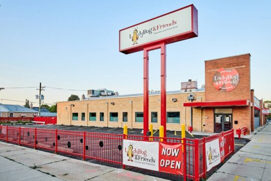 New Location at 7652 W Touhy, Chicago now open at Ladybug Daycare and preschool in Chicago